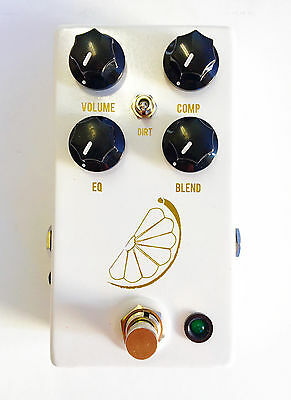 JHS Pedals Pulp n Peel V4 Pearl & Gold
