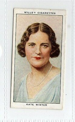 #26 kate winter radio celebrity card