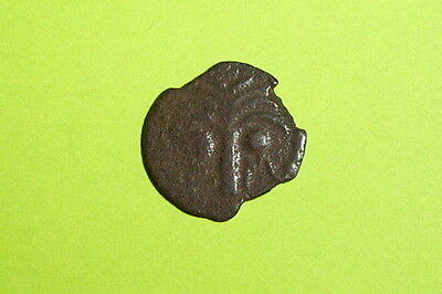 Biblical Coin MARCUS AMBIBULUS barley palm AUGUSTUS old bible treasure money art