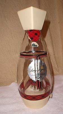 Gilbey's Spey Royal Scotch Whiskey Musical Decanter Dancing Scotsman Scottish #1