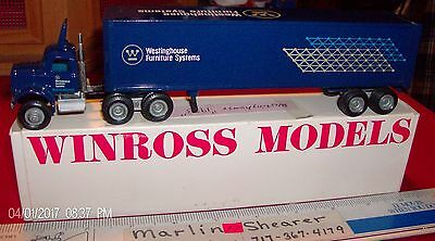 Westinghouse Furniture Systems 9000 Cab Winross Truck