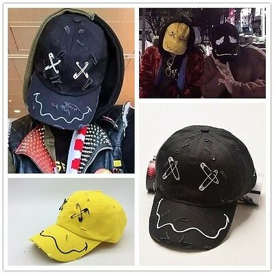 Bigbang Gd G-Dragon Made If You Hat Snapback Kpop Taeyang Hip Hop Baseball Cap