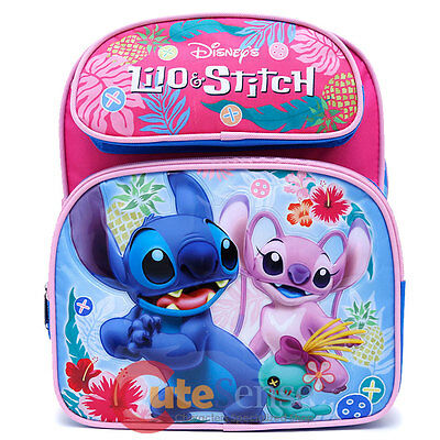 Disney Lilo and Stitch Backpack 12