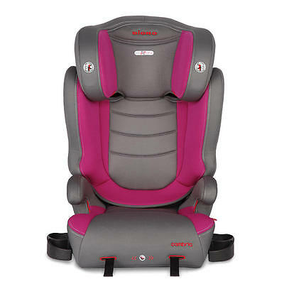 Diono Cambria Highback Booster Seat - Raspberry