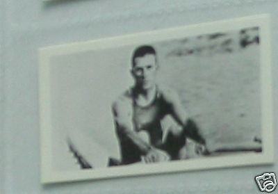 #34 John B Kelly USA Rowing  -  olympic Sport card