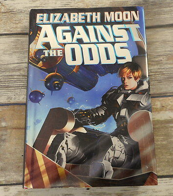 ELIZABETH MOON BOOK Lot of 2 Against the Odds 1st Print