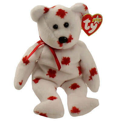TY Beanie Baby - CHINOOK the Bear (Canada Exclusive) (8.5 inch) - MWMTs