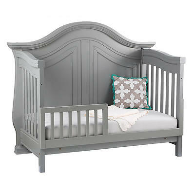 Eco Chic Baby Dorchester Toddler Guard Rail - Gray