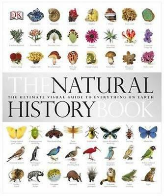 NEW The Natural History Book  By DK Publishing Hardcover Free Shipping