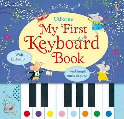 NEW My First Keyboard Book By Sam Taplin Hardcover Free Shipping