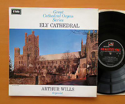 CLP 3625 ELY CATHEDRAL Great Cathedral Organ Series 1967 HMV Mono NM/EX