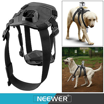 Neewer Harnais de Chien pour GoPro Hero4 Session Hero