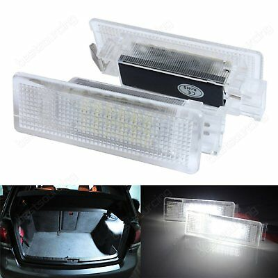 VW LED Luggage Trunk Boot Light Lamps Golf Passat Touran Touareg Transporter T5