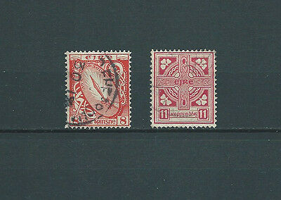 IRLANDE - 1949 YT 108 à 109 - TIMBRES OBL. / USED