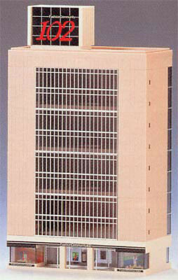 Tomix 4018 Large Office Building (1/150 N scale)