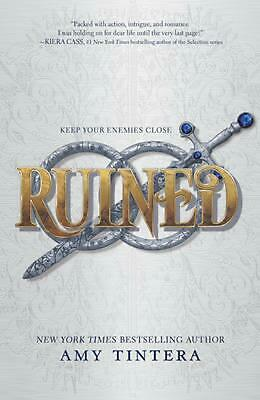 Ruined by Amy Tintera (English) Paperback Book Free Shipping!