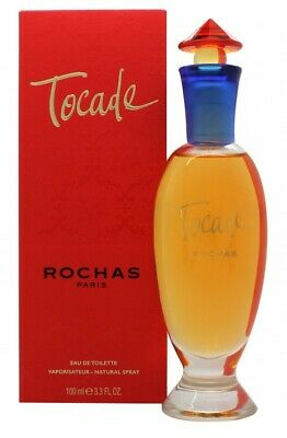 Rochas Tocade Eau De Toilette 100Ml Spray - Women's For Her. New. Free Shipping