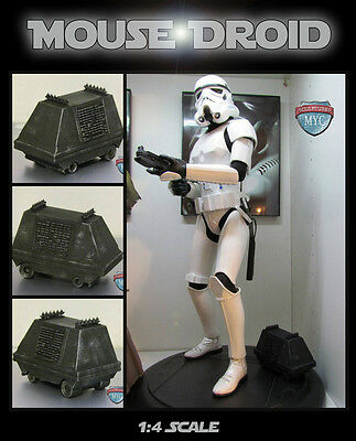 Custom Mouse Droide for Star Wars Sideshow Statues Premium Format 1:4