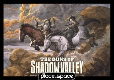 Guns Of Shadow Valley - Hardcover
