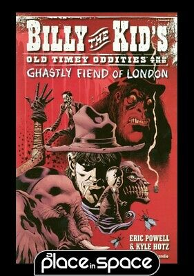 Billy The Kid Old Timey Oddities Vol 02 Fiend Of London - Graphic Novel