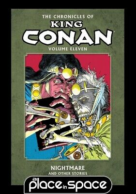 Chronicles Of King Conan Vol 11 Nightmare - Softcover