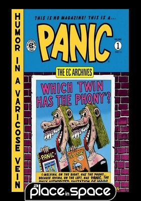 Ec Archives Panic Vol 01 - Hardcover