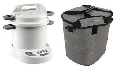 Prestige Medical Classic 2100 Autoclave with Padded Carry Case