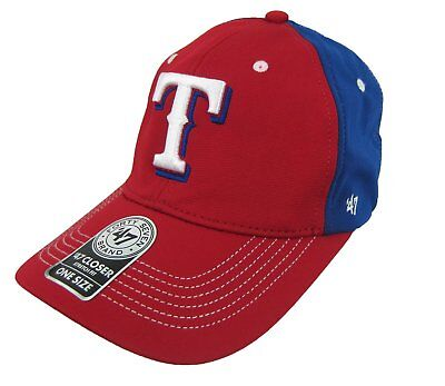 new arrival c8853 0fbf7 ... philadelphia phillies 47 brand womens sparkle slouch hat red 6a254  87e87  uk 47 brand mlb texas rangers one size stretch fit hat cap nwt.  61586 e01d2