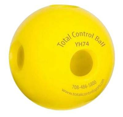 """Total Control Sports TCB """"HOLE"""" Hole Balls, 70 Grams. Pack of 48 TCB-YH-74"""