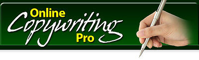 Step-By-Step Videos To Becoming An Online Copywriting Pro on 1 CD