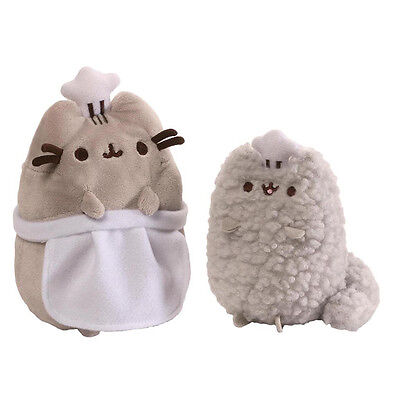 Gund Pusheen Baking Set Soft Toys NEW