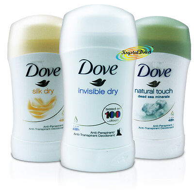 Dove Anti Perspirant Deodorant Body Deo Dry Stick 40ml 48H Protection