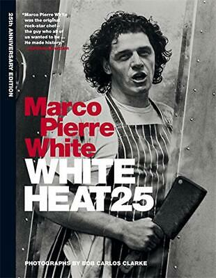 White Heat Us by White Marco Pierre (English) Hardcover Book