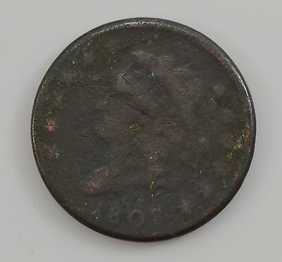 1808 Classic Head Large Cent *G56