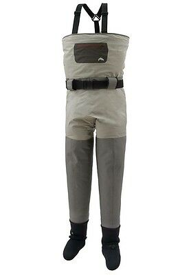 Simms HEADWATERS Convertible Stockingfoot Waders ~ Sage NEW ~ Small ~ CLOSEOUT