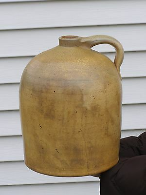 Antique Stoneware 2 Gallon Beehive Salt Glazed Jug Believed Minnesota Red Wing