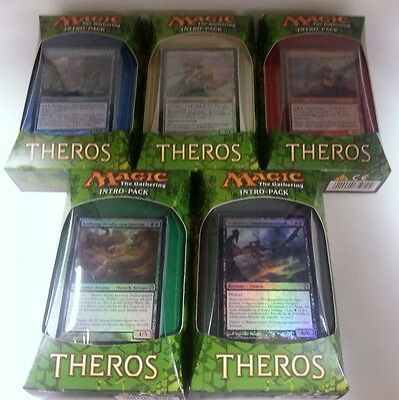 Theros Intro Pack deutsch MtG Magic the Gathering - wählt aus - Preconstructed