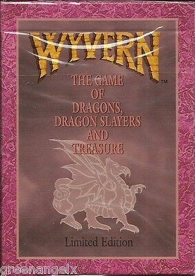 Wyvern Ccg - Limited Edition Starter Deck