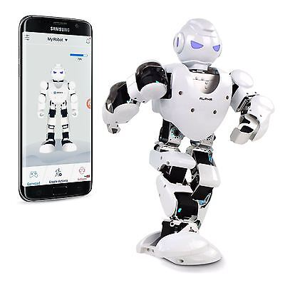 UBTech Alpha 1S Intelligent Robot Humanoid PC Programmable Toy Remote Control UK