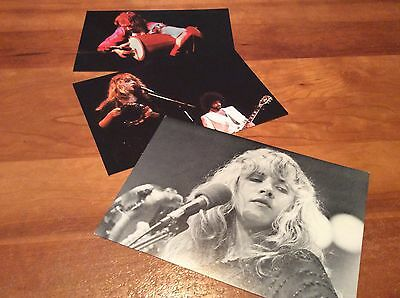 FLEETWOOD MAC: Unpublished Photos + Post card, Dallas 1978!