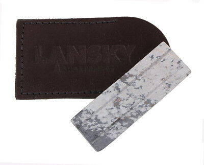 Lansky Pocket Arkansas Stone Sharpener LSAPS