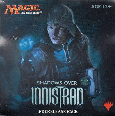 Magic the Gathering Shadows Over Innistrad Prerelease Pack