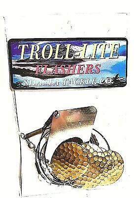 """Fishing//Whipping Large Rivers #TS-ADJ Catchmore Adjustable 48/"""" Trolling Shank"""
