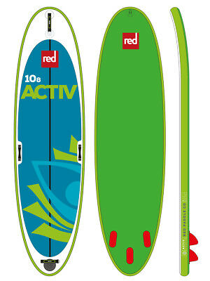 Red Paddle Active iSUP 2017 Größe: 10'8""
