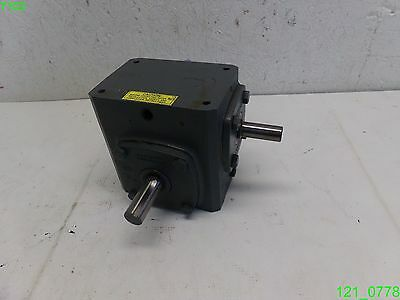 BOSTON GEAR 715-50-G Speed Reducer, Indirect Drive, RATIO: 50:1 - NEW