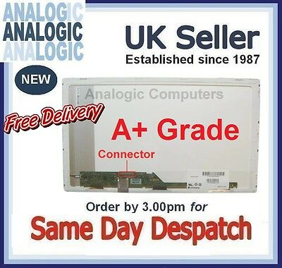 """Glossy 15.6"""" Led Screen For Acer Aspire 5542 Laptop"""