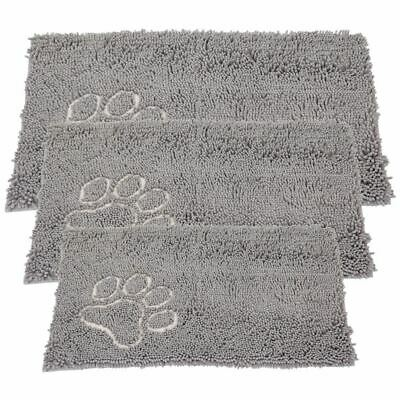 Bunty Soft Microfibre Pet Dog Puppy Cat Mat Bed Doormat Absorbant Muddy Wet Paws