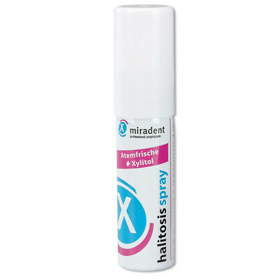 Miradent halitosis Spray 15ml