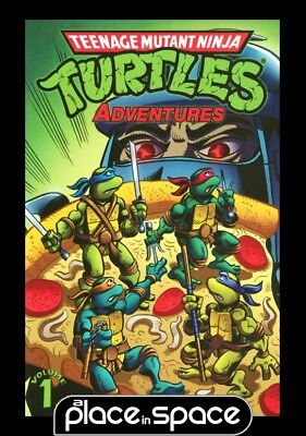 Tmnt Adventures Vol 01 - Softcover