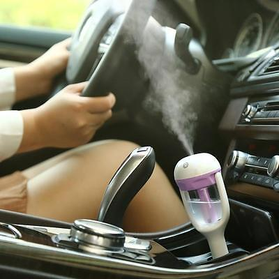 25ML Voiture Air Humidifier Diffuseur Véhiculaires Huiles Essentielles